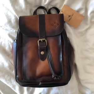 c9eaf898e19a Patricia Nash Bags - Aberdeen Stained Veg Tan backpack by PatriciaNash